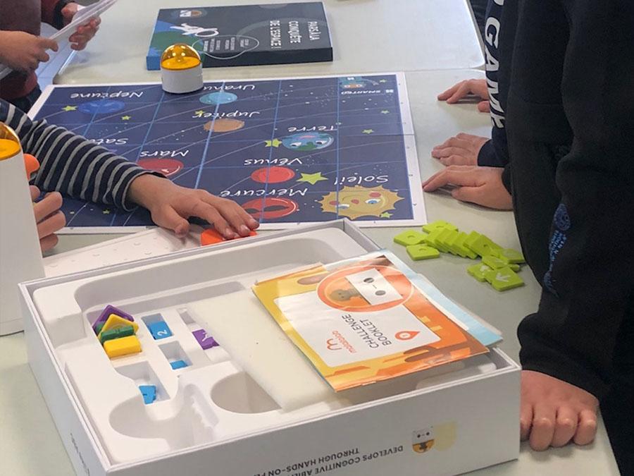 Apprendre ensemble avec une école indépendante proche de Lyon