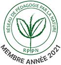 Logo réseau pédagogique nature 2021
