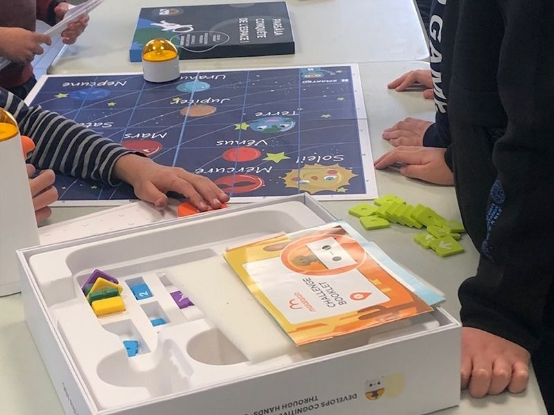 Pédagogies innovantes l'école des chevauchées